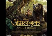 'The Jungle Book' Hindi poster unveiled