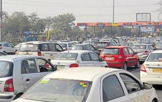 Noida to get new traffic cell for hassle free flow