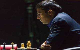 Anand draws with Aronian; Karjakin catches up