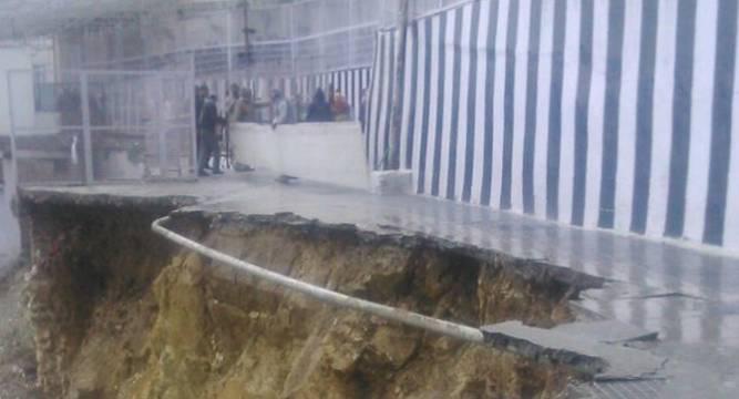 Landslide Vaishno Devi