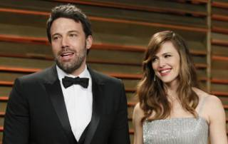 We are good friends: Affleck on his relationship with Garner