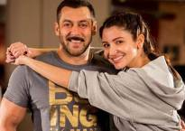 Salman Khan praises Anushka Sharma for her work in Sultan