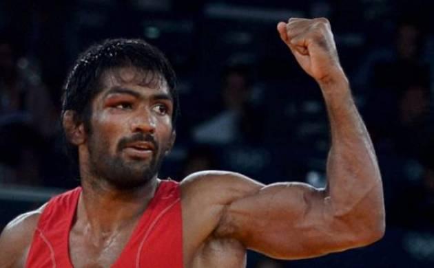 Star wrestler Yogeshwar Dutt.