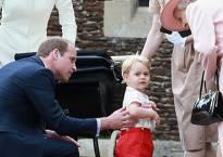 Prince George calls Queen 'Gan-Gan'