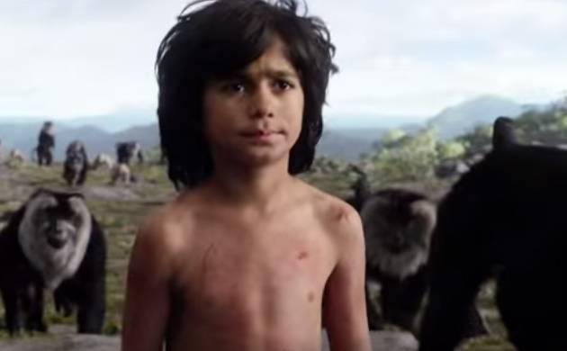 A still from 'The Jungle Book'