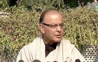 Mehbooba has to make up her mind: Jaitley on J&K stalemate