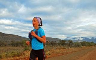 Aussie marathoner to run for education in India