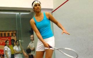 Joshanna Chinappa bows out of British Open squash