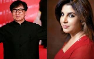 Farah Khan to choreograph song in Jackie Chan's