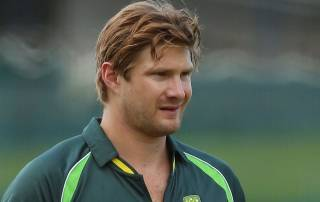 Its curtains for Australian all-rounder Shane Watson