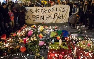 Three Brussels attackers identified, police hunt fourth