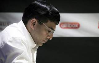 Anand loses to Nakamura and slips from joint lead