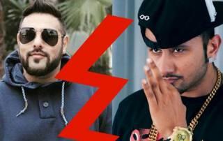 Honey Singh, Badshah push each other at private bash?