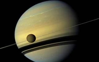 NASA's Cassini mission shows tallest mountain peak on Saturn's moon Titan