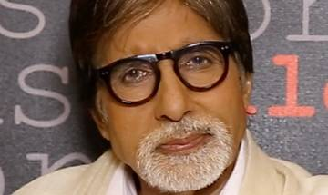 Amitabh Bachchan thanks fans for wishes on National Award win