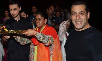 Salman 'bhai' turns 'mamu' as Arpita delivers baby boy