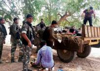 Ranchi: Four CRPF jawans injured in IED blasts by Maoists in Dhanbad