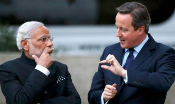 PM Narendra Modi takes up UK visa issue with David Cameron