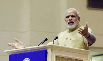PM Narendra Modi launches Stand up India to promote financial inclusion