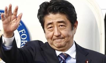 Japan's Abe says Ukraine on G7 summit agenda