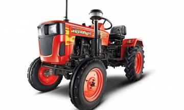 Mahindra and Mahindra launches 'Yuvo' range of tractors