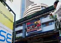 Sensex recovers 46 pts in late morning trade
