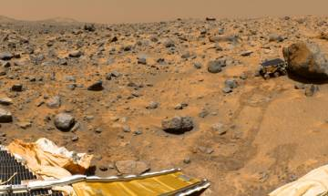 NASA selects Indian-origin scientist for its future space missions to the red planet