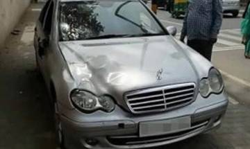 Mercedes hit-and-run: Teenager apprehended again, sent to correction home
