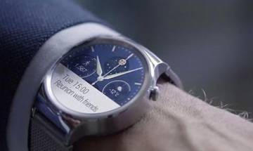 Huawei debuts in wearable segment with Rs 22,999 smartwatch