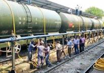 Drought remedy: One out of two water loaded train to reach Latur today