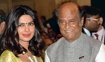 Rajinikanth makes Padma award more special for bollywood actress Priyanka Chopra