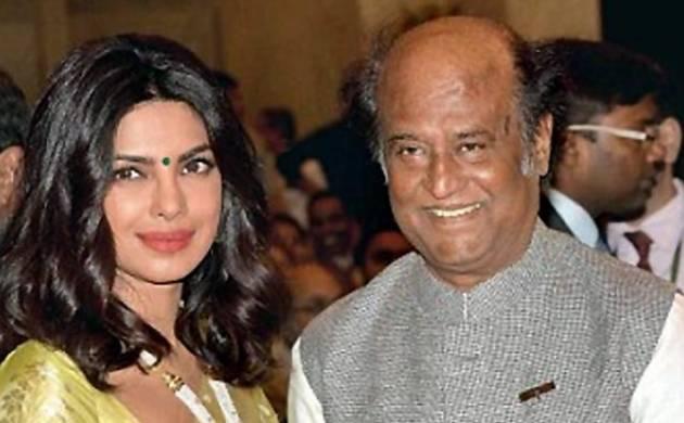 Rajinikanth makes Padma award more special for Priyanka Chopra