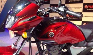 Yamaha Saluto RX 110cc launched at a price of Rs 46,400