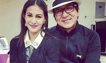 I was starstruck on meeting Jackie Chan: Amyra Dastur