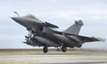 Deal done! India to buy 36 Rafale fighter jets from France