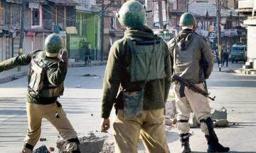 Handwara protest: One killed, 3 injured in firing by security forces in Kashmir