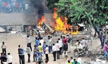 As Patidars, police clash in Gujarat, curfew, arrests, Internet services curbed