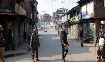 Restrictions lifted in Srinagar