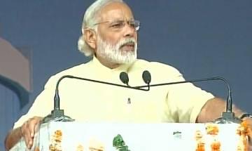 'Insaniyat, Kashmiriyat and Jamhooriat': PM Modi invokes Atal Bihari Vajpayee in Katra