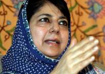 'Pain' in Kashmir's heart must be addressed, says Mehbooba Mufti