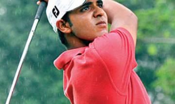 Khalin Joshi tied 18th at Philippines