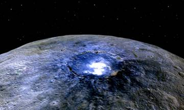 Stunning images of Ceres reveal its bright craters