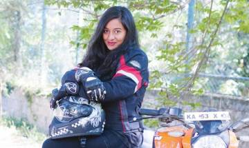 TVS Racing rope in Shreya Sunder Iyer as first Indian women rider