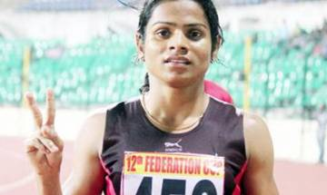Dutee hogs limelight, 2 national records shattered in Fed Cup