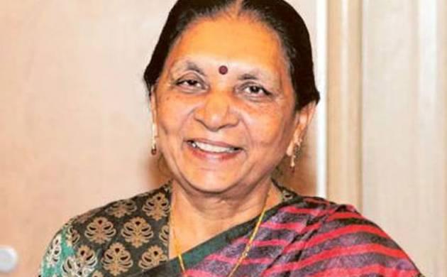 Gujarat CM Anandiben Patel
