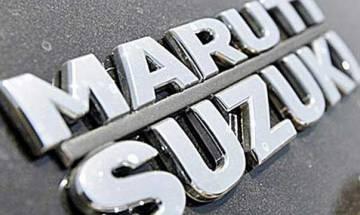 Maruti Suzuki India posts 3.3 per cent rise in sales in April
