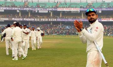 ICC Test rankings: India grab second spot, Australia lead