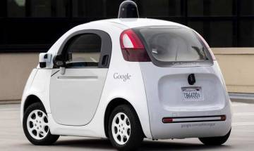 Self-driving cars could hit roads within 5 years, says Fiat Chrysler chief