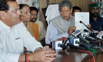 New purported sting targets Rawat; BJP, Congress trade charges