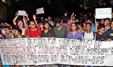 ABVP threatens to 'cut off' legs of Jadavpur University students